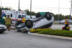 While any type of car crash can be serious or even deadly, crashes in which a vehicle rolls over can be particularly dangerous. Some vehicles may roll over more easily than others due to a high center of gravity. However, in order to know your legal rights as arollover accidentvictim, you must examine what caused the vehicle to roll over in the first place. The following are some common causes of rollover crashes.