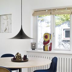 Semi lamp was designed in 1968 and is still fabulous....