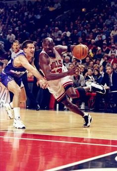 Michael Jordan-------Watch Out, When the tongue is out; it's definately a duce