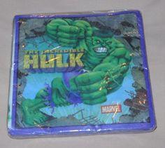 Incredible Hulk Small Napkins