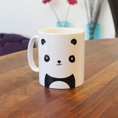 Hey, I found this really awesome Etsy listing at https://www.etsy.com/listing/207604943/cute-panda-mug-cup