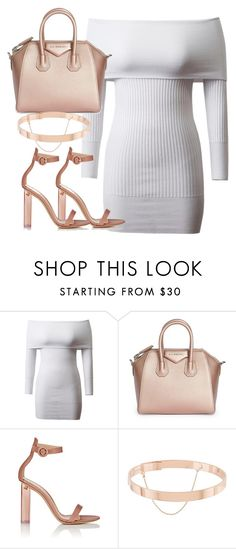 """Untitled #2574"" by theeuropeancloset ❤ liked on Polyvore featuring Givenchy, Gianvito Rossi and Eddie Borgo"
