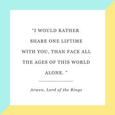 10 Awesomely Adorkable Love Quotes You Should Use for Your Wedding via Brit + Co Nerdy Love Quotes, Geek Quotes, Love Quotes For Wedding, Love Quotes For Girlfriend, Love Quotes For Her, Inspirational Quotes About Love, Romantic Quotes, Quotes For Him, Life Quotes