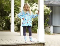 Hatley Icy Treats Raincoat £30 - free delivery and returns!