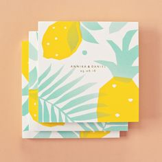 Tropical Wedding on Behance