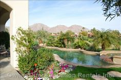 Beautiful home overlooking the fairway of the Nicklaus Private Course and mountain views Vacation Resorts, Vacation Rentals, California Vacation, Holiday Wishes, Home Photo, Mountain View, Lodges, Beautiful Homes, Condo