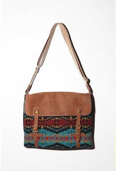 this Pendleton bag would fit my laptop well...but its spendy $165