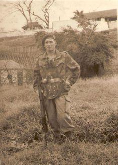 Jaubert en Indo- IMG à - Commandos marine First Indochina War, Indochine, The Siege, Vietnam, Michel, Cold War, Painting, French, Military Gear