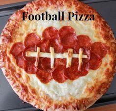 Football Pizza #GameTimeGoodies #shop #cbias