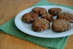 Beef Liver Cakes-small