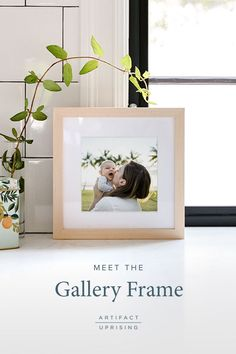 For your favorite space. | Create a Gallery Frame from @artifactuprsng.