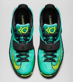"Nike KD 7 ""Uprising"" (Seattle)"