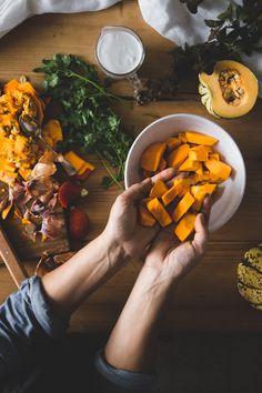 soupe-potimarron-lait-de-cooco-epicee-ophelie-lauret-ophelies-kitchen-book-11 Tupperware, Marcel, Carrots, Vegetables, Kitchen, Drinks, Cooking Recipes, Gourds, Backyard Farming