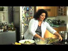 Citromos-tejszínes spagetti sült kelbimbóval - YouTube Spagetti, Youtube, Women, Women's, Youtubers