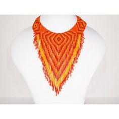 Beading scarf