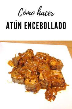 Tapas, Seafood, Cooking Recipes, Lunch, Meat, Chicken, Tuna, Yummy Recipes, Finger Foods
