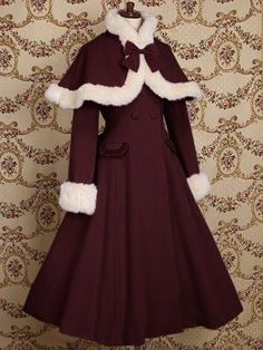 So that I could look like Belle from Beauty and the Beast at Christmas.