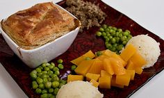 W Network - Recipes - Come Dine With Me Canada - Traditional steak & mushroom pie