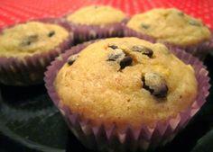 vegane bananen schokoladenchip muffins