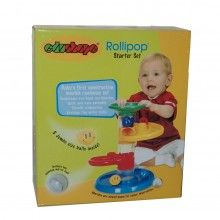 Rollipop Starter Construction Toy - a fun educational gift for one year olds