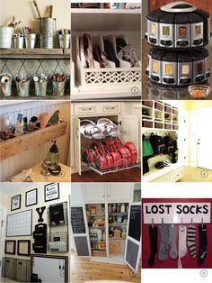 Home Organization Ideas   Baci Designer: Handpicked   Home Organization Tips