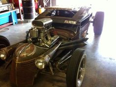 rat rod, hot rod, PT, Paul Tracy Information on collecting cars - Legendary Collector Cars