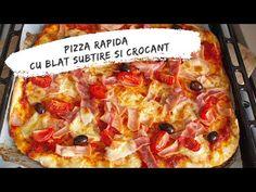 Pizza Rapida, Hawaiian Pizza, Pepperoni, Kefir, Food And Drink, Food