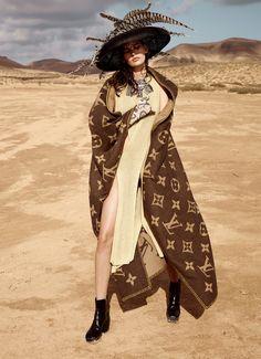 Amanda Murphy by Sean + Seng for Vogue Japan June 2015