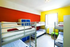 Home Backpackers Hostel bunk beds dorms