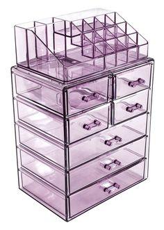 Makeup Jewellery Storage, Makeup Storage Case, Makeup Storage Organization, Jewelry Storage, Storage Ideas, Study Room Decor, Cute Room Decor, Room Ideas Bedroom, Bedroom Decor