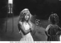 ©Sally Mann one of my favorite photographers