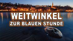 FOTOGRAFIE mit dem WEITWINKEL | BLAUE STUNDE mit dem Nikon NIKKOR 16-35m... Nikon, Water, Outdoor, Blue, Gripe Water, Outdoors, Outdoor Games, The Great Outdoors
