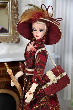 """High Society"" Barbie"