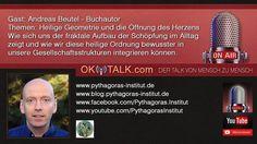 Heilige Geometrie & Die Öffnung des Herzens - Andreas Beutel, Interview ...