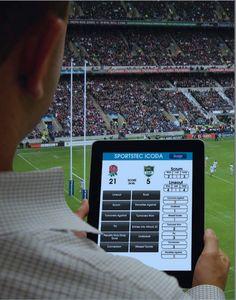 iCoda - Ready 2 Code #R2C #Rugby #Sportstec
