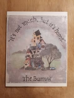 The Burrow Sign!