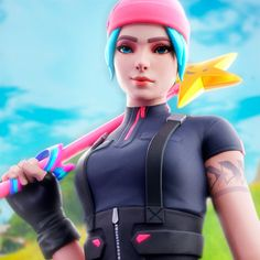 Gaming Profile Pictures, Fortnite Thumbnail, Gamer Pics, Wallpaper Iphone Neon, Skin Images, Best Gaming Wallpapers, Cute Black Boys, Favorite Subject, Character Design Animation