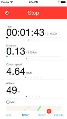 排版在Kinetic GPS