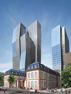 Palais Quartier Frankfurt