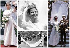 Kaunein kuninkaallinen morsian -äänestys: Kuningatar Silvia - Queen Silvia