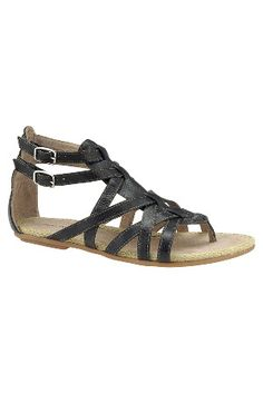 comfy gladiator sandals by hush puppies