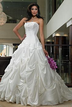 This was my wedding dress on June 15th, 2007...I LOVED this dress!!! I was the happiest girl, I would not change one thing about my day!!!