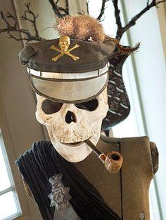 25 spooky indoor halloween decoration ideas the beautiful apartment - Diy Indoor Halloween Decorations