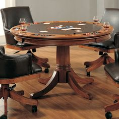 Hillsdale Furniture Park View Dining Table