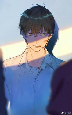40 Trendy Ideas For Drawing Anime Faces Male Manga Boy - 40 Trendy Ideas For Drawing Anime Faces Male Manga Boy - Hot Anime Boy, Anime Boys, Manga Anime, Art Manga, Manga Boy, Fanarts Anime, Cute Anime Guys, Anime Art, Anime Boy Drawing