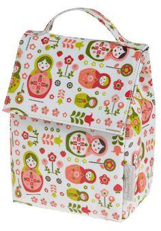 matryoshka lunch bag
