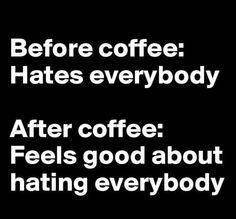 46 ideas humor coffee hilarious need for 2019 Coffee Quotes, Coffee Humor, Funny Coffee, Coffee Puns, Funny Quotes, Life Quotes, Daily Quotes, I Love Coffee, Coffee Coffee