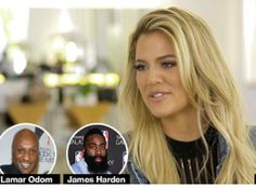 famedeerockblog (More than just a blog): Khloe Kardashian In love with two men.........Conf...