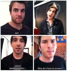 Lol oh Zack :)