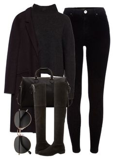 """Untitled #6203"" by laurenmboot ❤ liked on Polyvore featuring River Island, OneTeaspoon, Zara, MANGO MAN, Stuart Weitzman and H&M"